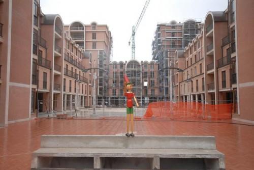 Pinocchio all'Agorà