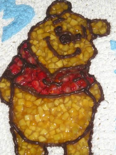 Winnie the Pooh: particolare